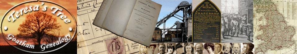 Teresa Goatham's Family History